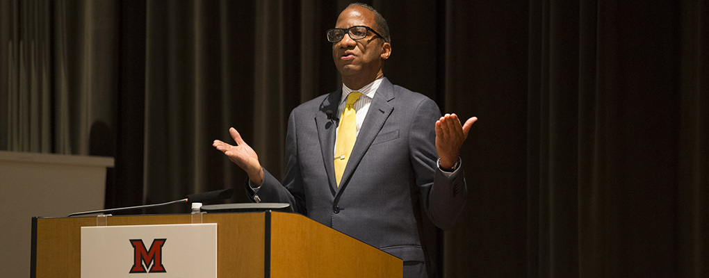 Wil Haygood (Miami