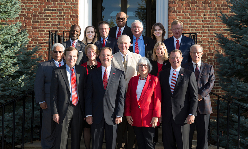 Members of the Board of Trustees