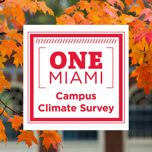 One Miami Campus Climate Survey
