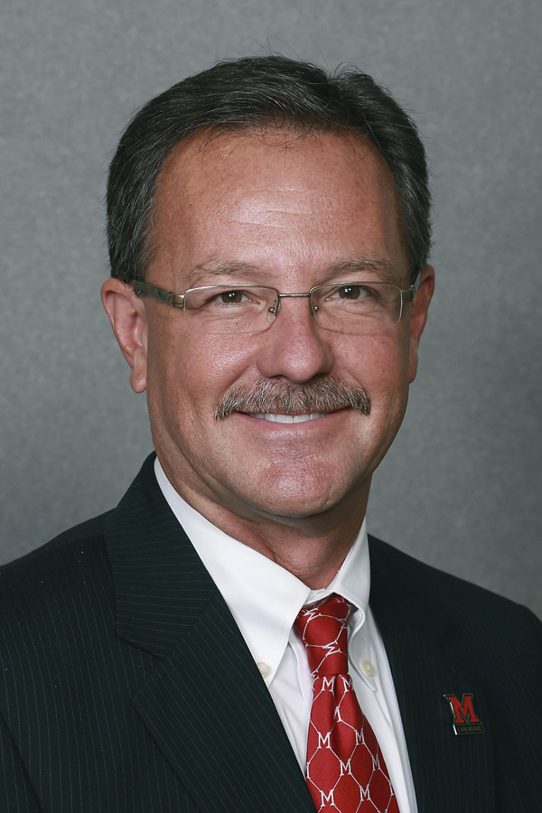 Mark Ridenour portrait