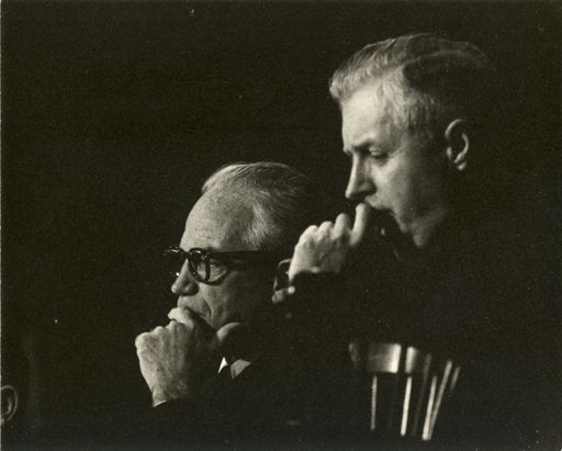 Millett and Barry Goldwater