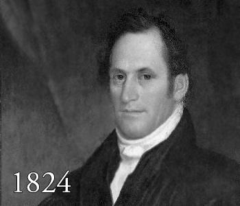 Robert H. Bishop, 1824