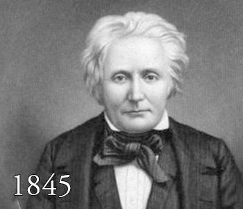 Erasmus MacMaster, 1845