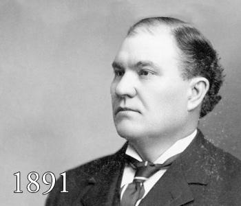 William Oxley Thompson, 1891