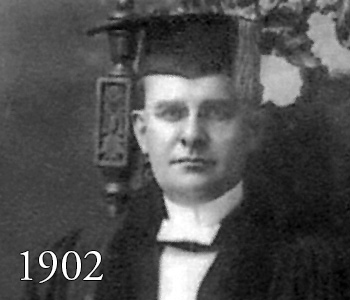 Guy Potter Benton, 1902