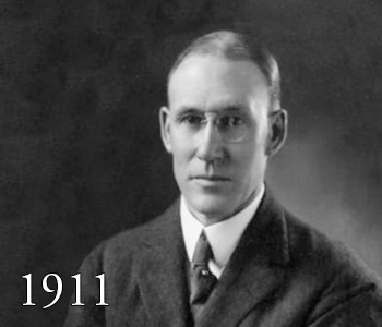 Raymond Hughes, 1911