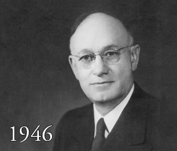 Ernest Hahne, 1946