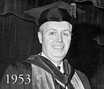 John Millett, 1953
