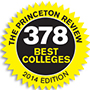 The Princeton Review 378 Best Colleges