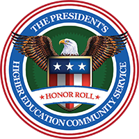 The President's Higher Educational Community Service Honor Roll
