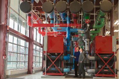 Miami's Geothermal Heat Exchange Facility
