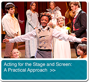 Acting for the Stage and Screen: A Practical Approach