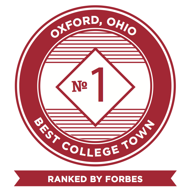 Oxford, Ohio No. 1 Best College Town- Ranked by Forbes