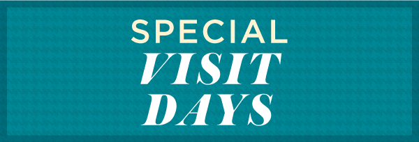 Special Visit Opportunities