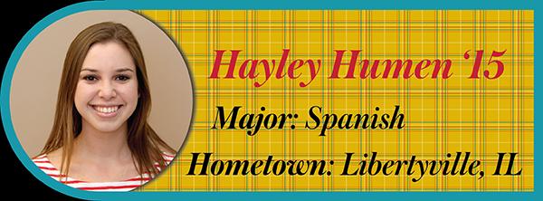 Hayley Humen