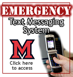 Emergency Text Messaging System