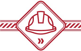 construction helmet graphic