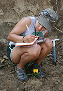 Students experience the life of a field geologist.