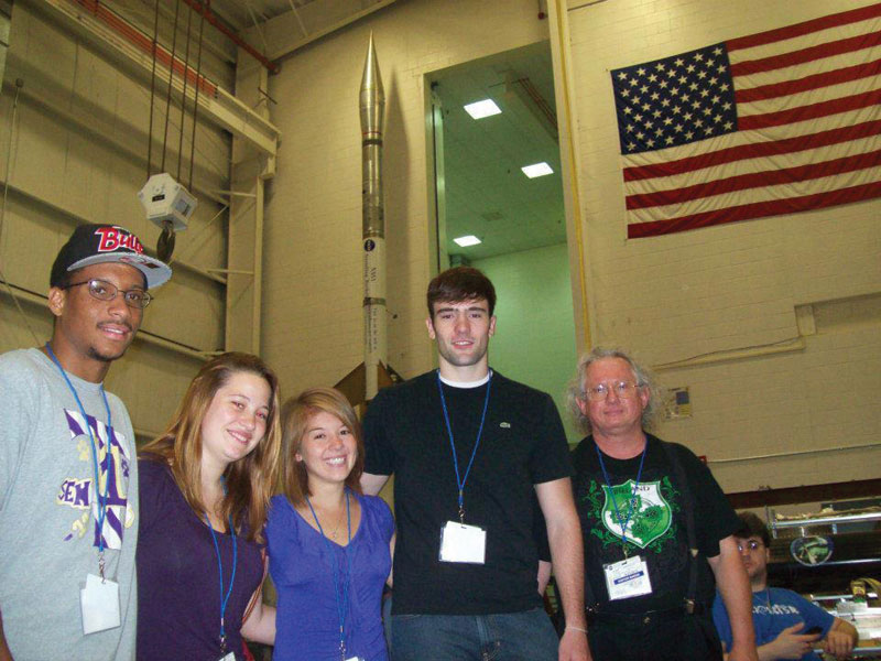 At NASA
