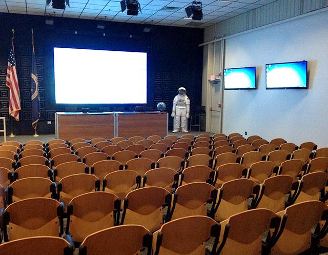 NASA conference room