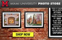 Miami University Photo Store