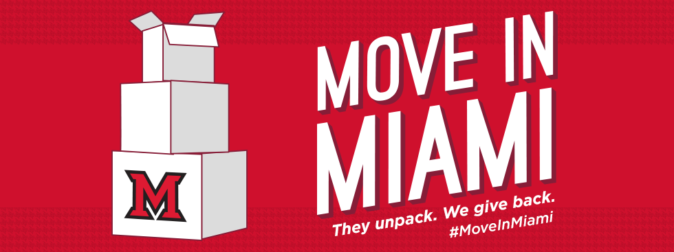 Move-in Miami: they unpack, we give back. Read more