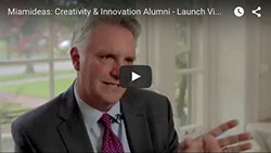Link to Cleveland Alumni Creativity and Innovation video