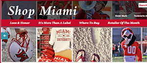 New shop miami website