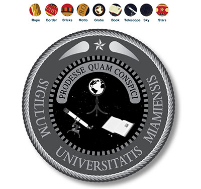 The Great Seal website