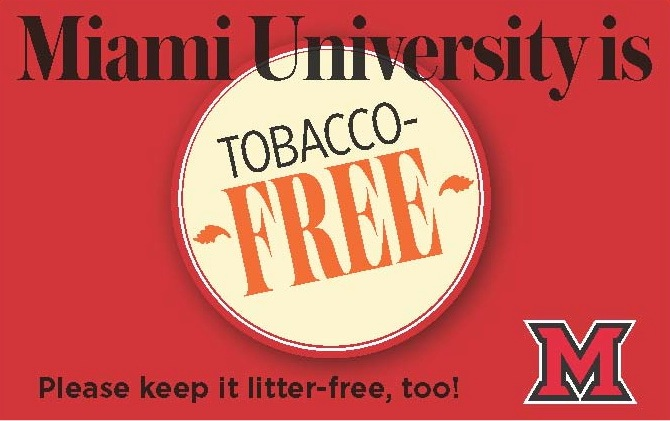 Tobacco-free card