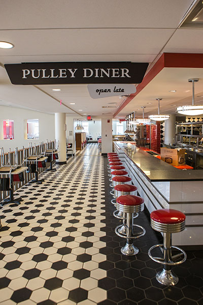 Pulley Diner