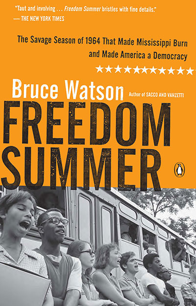Book Cover: Freedom Summer