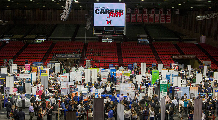 Miami's Career Fair 2014