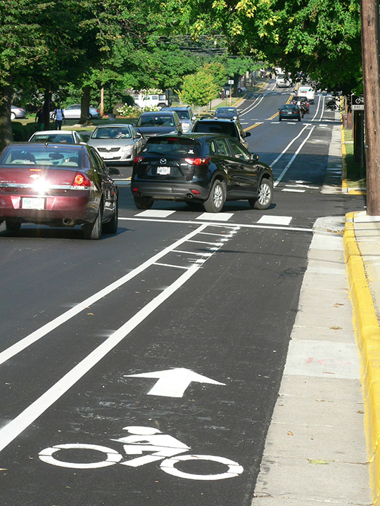 bike-lane-at-campus