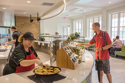 Garden Commons Opened This Fall As Miamis Newest Dining Hall