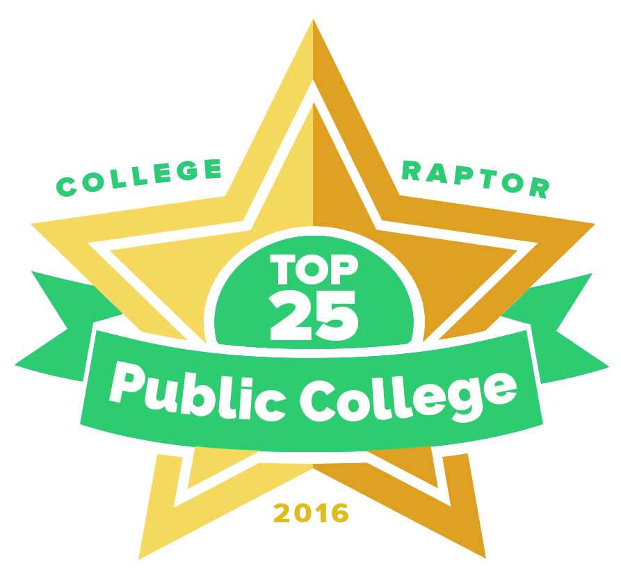 Top 25 Public Colleges