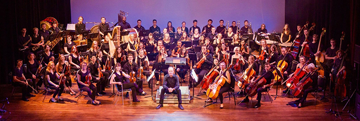 The Miami University Symphony Orchestra, directed by Ricardo Averbach, celebrates the Chinese New Year and the ensemble's 100th anniversary.