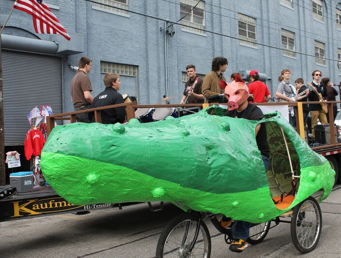 pickle-bike