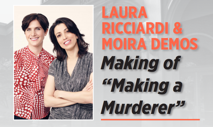 Laura Ricciardi and Moria Demos