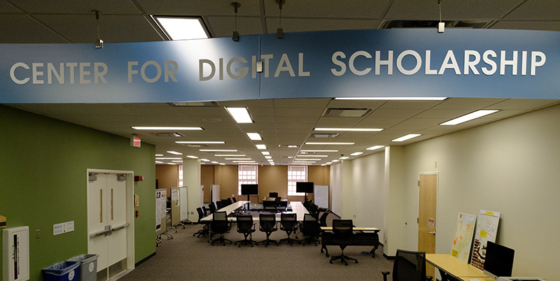 Center for Digital Scholarship's tools and expertise usher Miami into the digital age