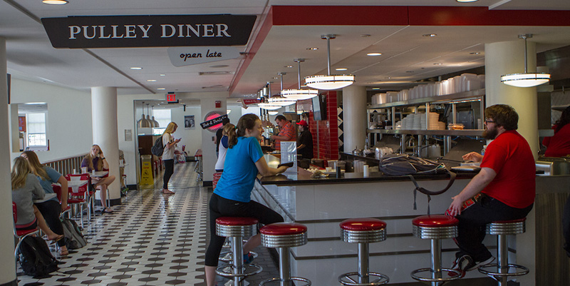 Childhood candy favorites coming to Pulley Diner.