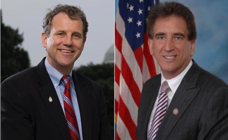 Sherrod Brown & Jim Renacci