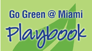 Go Green at Miami Playbook