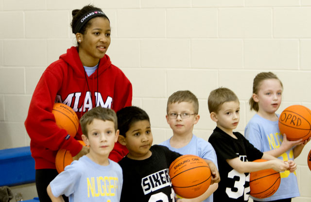 Youth Basketball Program