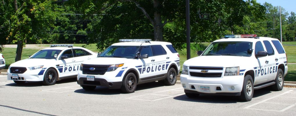 Police Department - Miami University