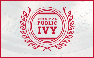 Badge: Original Public Ivy