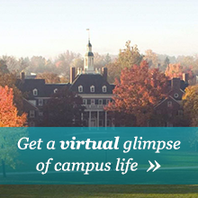 Get a virtual glimpse of campus life