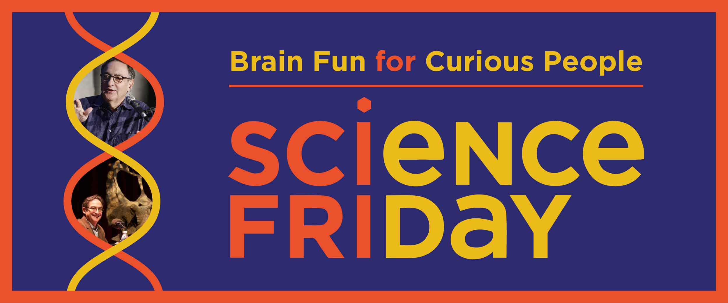 Brain Fun for Curious People -- Science Friday