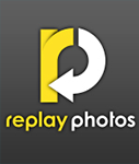 Replay Photos logo