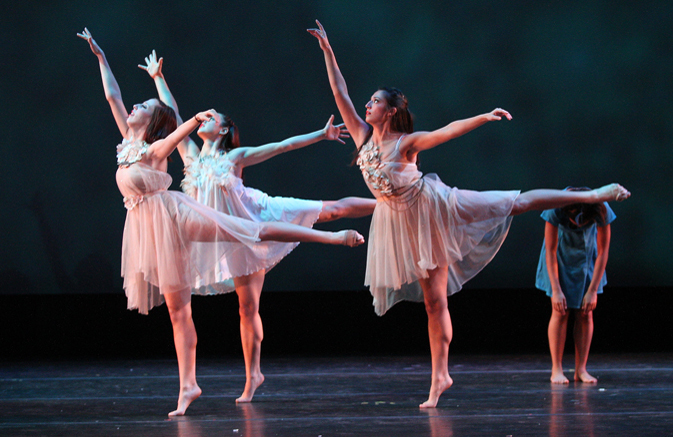 From modern dance to ballet to jazz and sometimes tap—dance theatre presents a dazzling variety in each concert.